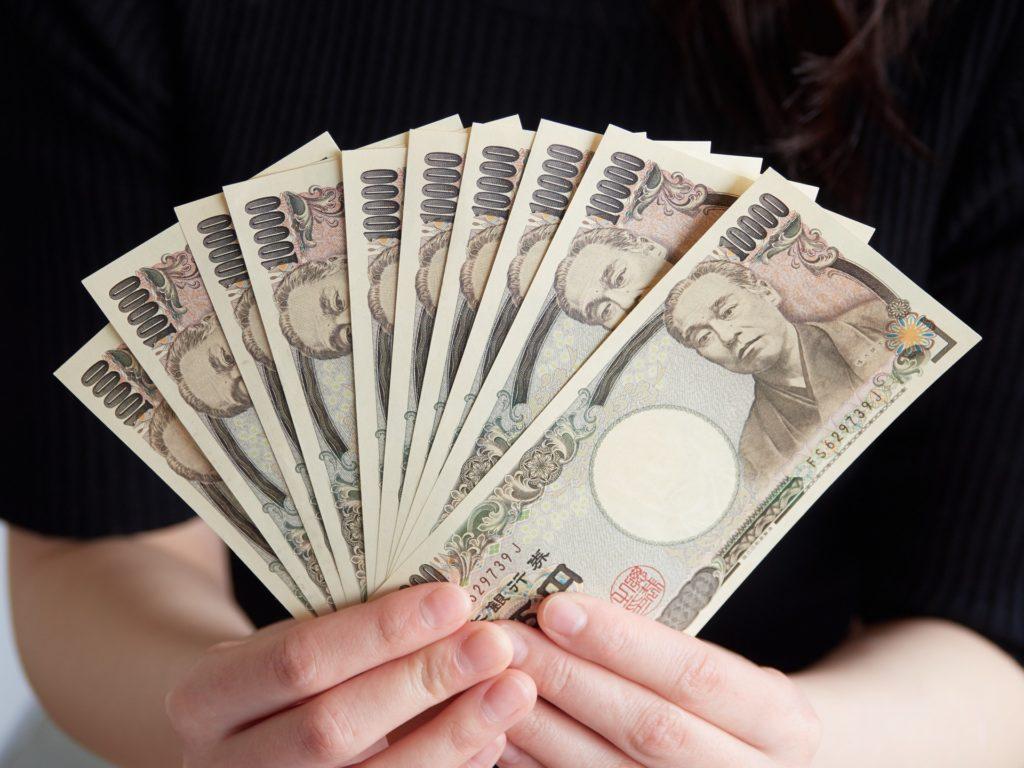 キャバクラの日給は〇万円