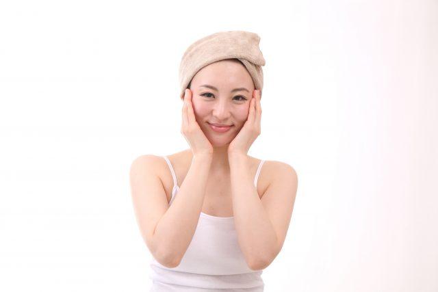 洗顔後は必ず保湿する