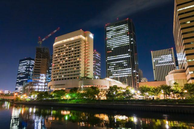 大阪でおすすめのエリアは?