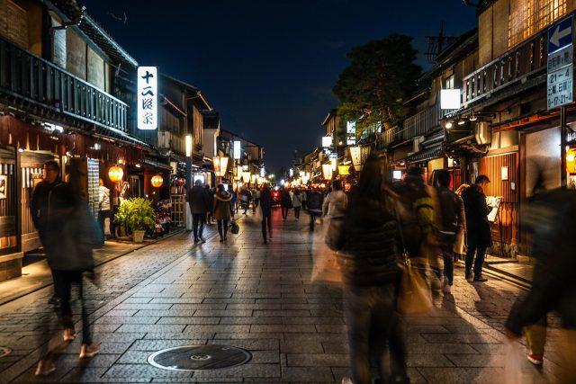 京都・祇園のキャバクラで働く魅力は?