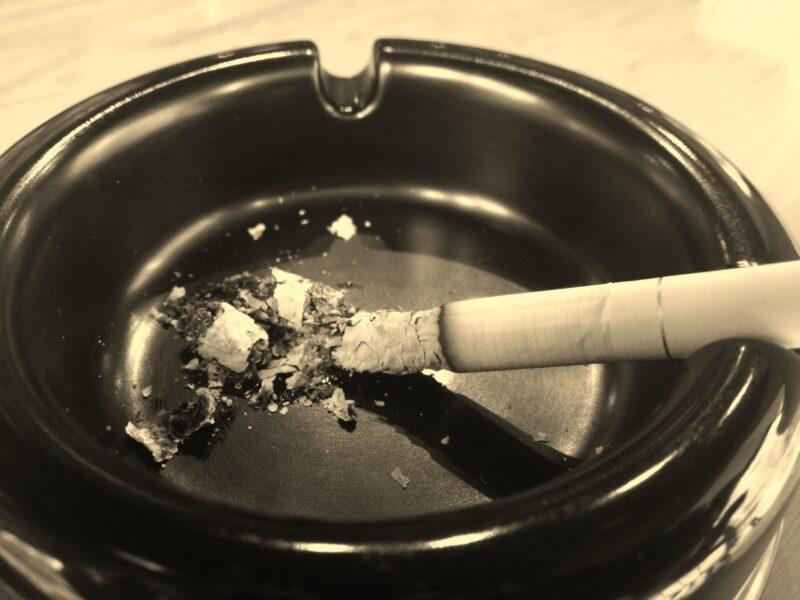 POINT④:タバコ・灰皿に関するマナー